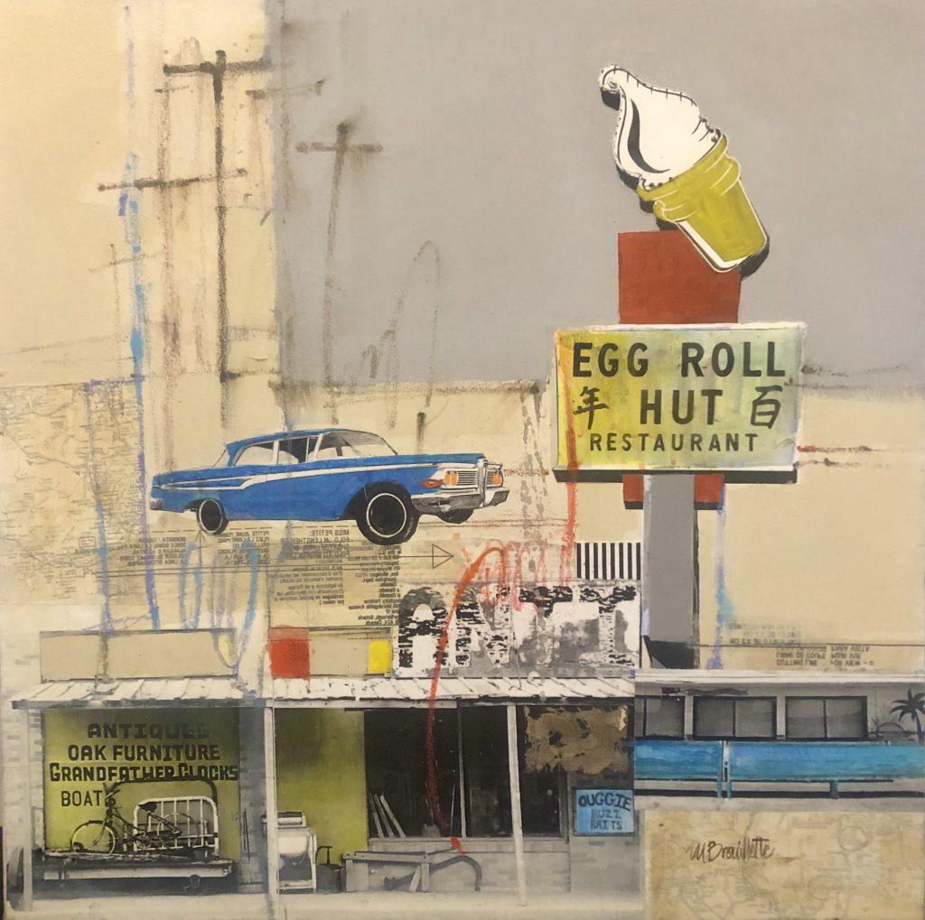 Egg Roll Hut