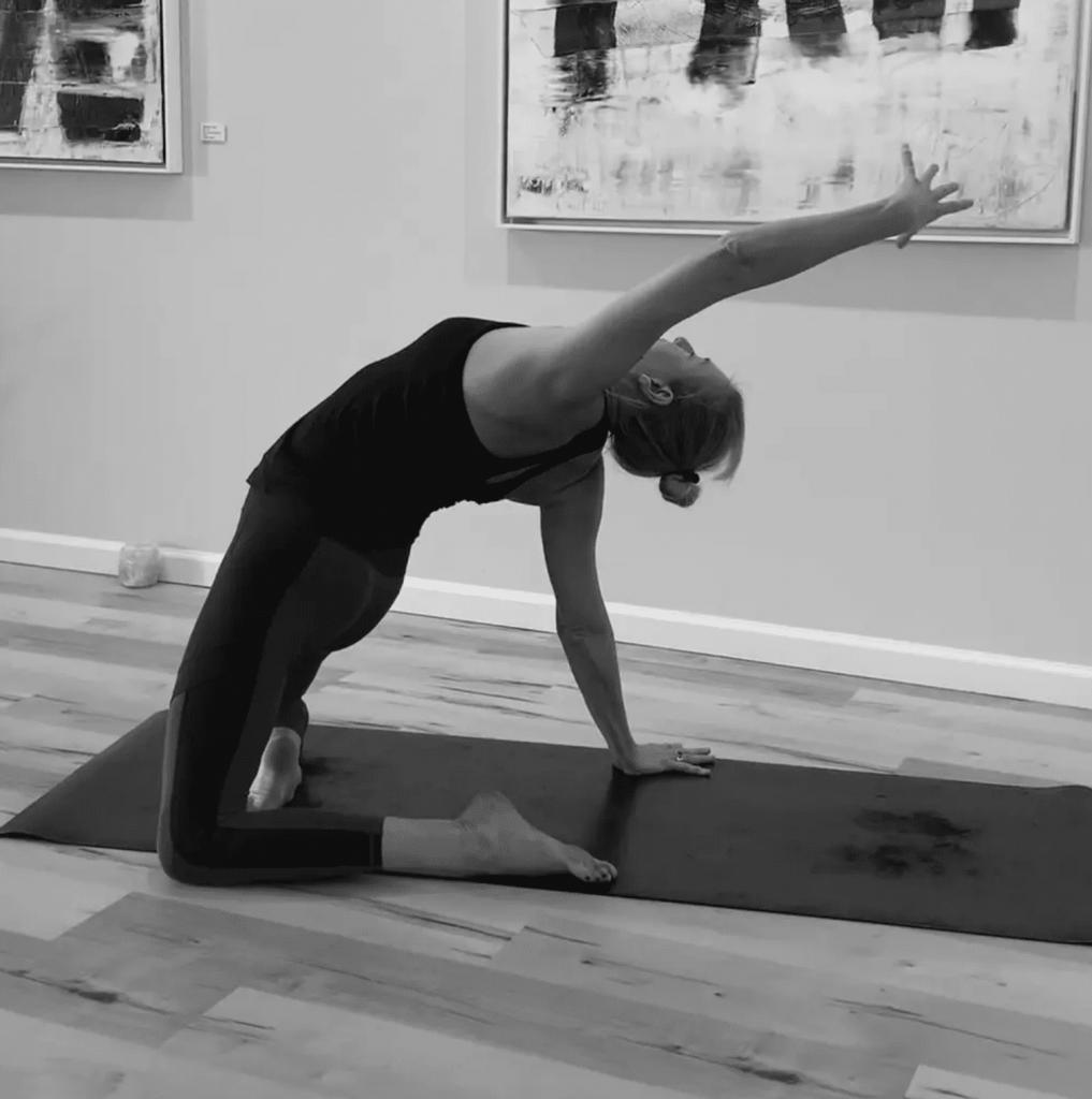 Barb - YAM yoga instructor