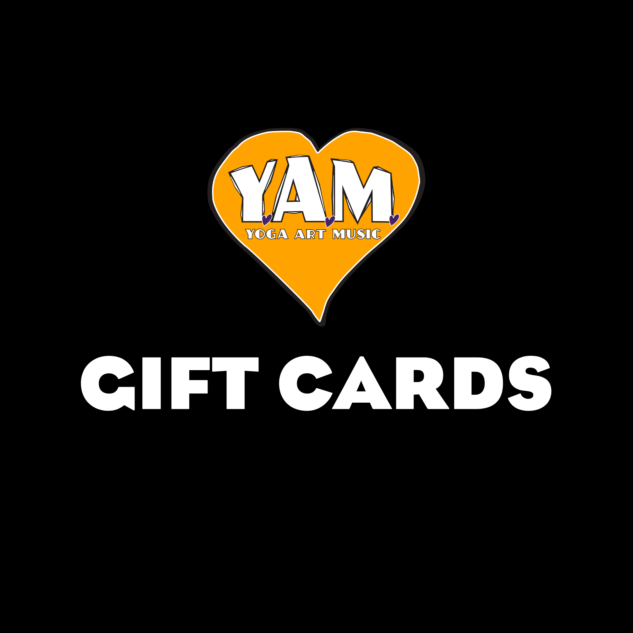 YAM Gift Cards