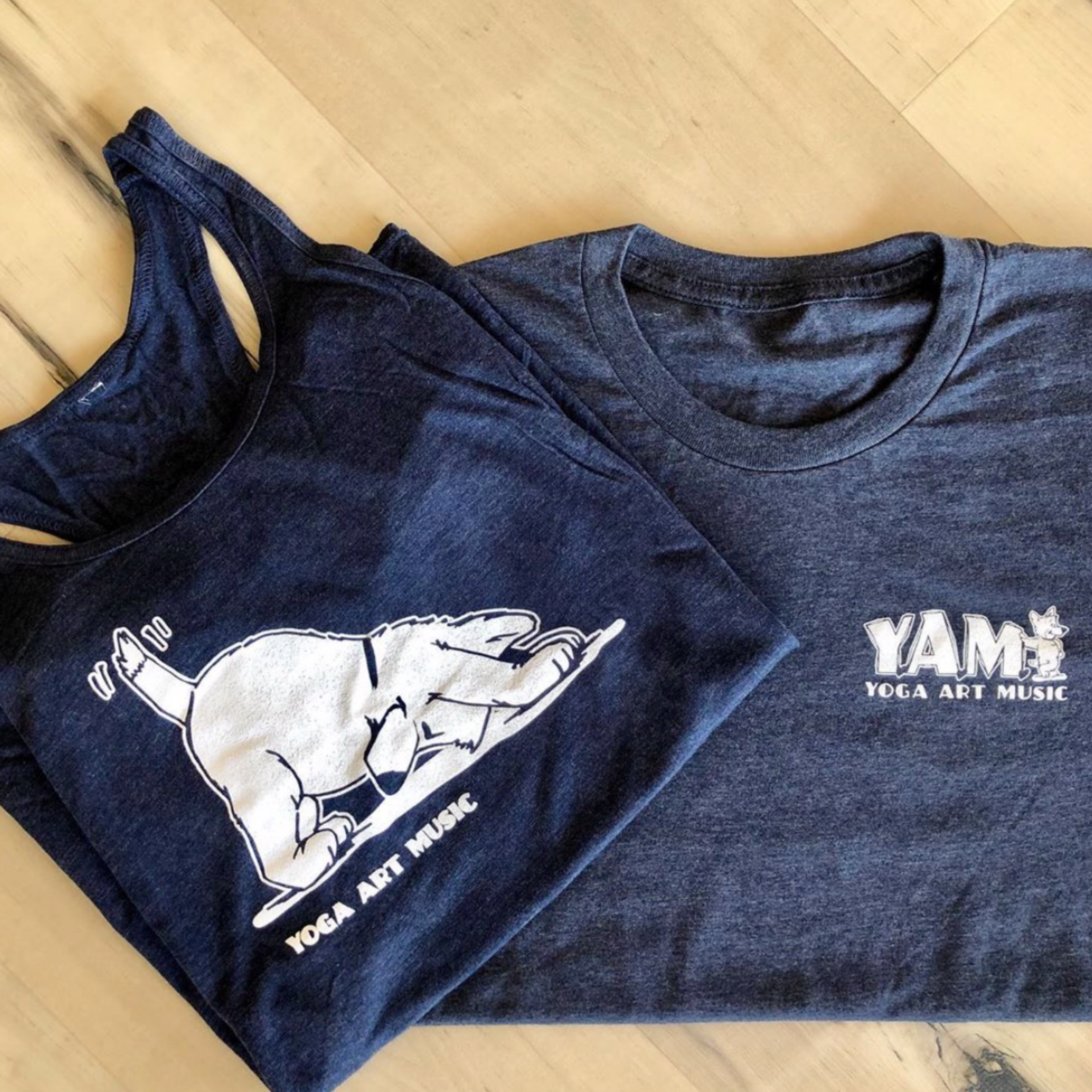 YAM Tees and Tanks